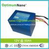 De Batterij van Ebike, e-Autoped het Pak van de Batterij van het Lithium 12V 50ah