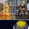 Figura ligera del oro del pigmento de la perla de Buddha para la pintura
