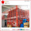 Multi-Tiers and Free Standing Mezzanine Pallet Racking System (OW-MTR1)