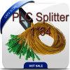 Divisor 1*64/Gpon do acoplador ótico do PLC, divisor 1*64 do PLC da fibra óptica 1X8 de FTTH