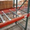 Decking quente do fio da venda usado para o racking da pálete