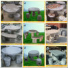 Stock에 있는 정원 Stone Table와 Chairs