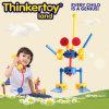 Giocattolo dell'interno di plastica educativo prescolare del robot