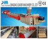 Le plastique en bois de PE/PVC WPC profile la chaîne de production