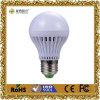 Bulbo plástico del aluminio 7W LED con el sensor