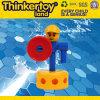 Giocattolo educativo del blocchetto dei cervelli dei giocattoli del modello del pavone di DIY