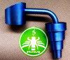 도매 Glass Water Smoking Pipe를 위한 10/14/18 mm Adjustable Titanium Nail