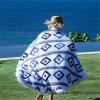 Katoen om de Deken van het Strand van de Handdoek van het Strand met hoogste-Kwaliteit