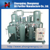 Sistema industrial de la regeneración del aceite de lubricante/planta usada de la purificación del aceite de motor