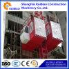 Grua dobro do equipamento de construção da gaiola (SC100/100)
