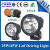 12V CREE LED fahrendes Licht des Auto-Scheinwerfer-25With65W LED