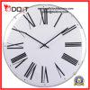 Reloj de pared moderno del análogo de cuarzo del ABS plástico
