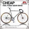Decal 700c Fixed Gear Bicycle (ADS-7108S) malen