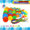 Synthons de bureau en plastique de bouton de jouet d'enfants