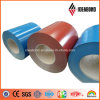 PPG Color Painting Aluminium Coil per Construction