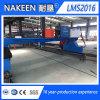 2016 CNC van de Brug de Scherpe Machine van het Gas van het Plasma van het Blad van het Metaal