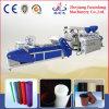 Máquina de extrudado plástica de la hoja para la taza Prouduction de Dispossable