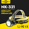 Faro impermeable recargable de la seguridad LED de Alemania Osram LED (NK-321)