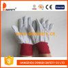 Gestrickter Handgelenk-Segeltuch-Handschuh (DCD102)