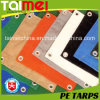 Résistant imperméabiliser le tissu de toile tissé par PVC de 650 GM/M
