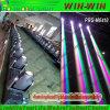 Indicatore luminoso capo mobile 4heads della barra 4*10W LED RGBW del fascio