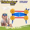 子供のプラスチック教育知的な動物のおもちゃ