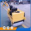 Straßenbau-Geräten-Handstraßen-vibrierende Rolle