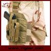 Тактическая кобура пистолета ноги падения ноги Pb 075 Airsoft разносторонняя - кобура ноги Od Cp Acu Bk Tan
