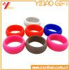 Kundenspezifische Silikon-Ringe für Förderung-Geschenke