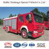 8ton de Tedere Vrachtwagen Euro4 van het Schuim van HOWO