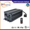 Hydroponics HID / CMH / HPS 330W Balasto electrónico de baja frecuencia para invernadero