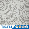 circular 180-550GSM que hace punto la tela que hace tictac modificada para requisitos particulares del colchón de los diseños (TP147)