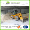 Polvo Baso4 del sulfato de bario para el plástico de goma de la capa