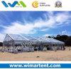 шатер PVC 15X25m ясный для венчания и партии