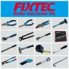 Mão de Fixtec 8 a  utiliza ferramentas o alicate dos Pincers do carpinteiro de CRV