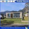 Casa modular montada fácil do recipiente da casa da casa móvel do frame de aço com sala de visitas
