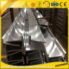 Perfil de alumínio do T-Entalhe para tamanhos personalizados e a liga de alumínio das cores