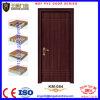 Estilo abierto del oscilación y puerta de madera material de la puerta compuesta