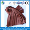 Tela sumergida de la cuerda del neumático del nilón 6 con la gran adherencia
