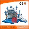 Populäres kommerzielles aufblasbares federnd Schloss für Verkauf (T2-011)