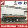 20000 литров трейлера топливозаправщика химически бака для хранения трейлера Semi жидкостного