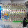 Шарик раздувного шарика Zorb ролика стеклянный с насосом Ce