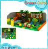 Campo da giuoco di plastica sano di divertimento dei bambini della sosta della peluche