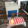 Machine de chauffage à induction métallique à forgeage de tuyaux en acier inoxydable de 40kw