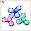 Gevormd friemel Spinner met Kleurrijke Opvlammende LEIDENE Lichten