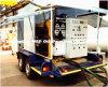 Tipo móvil purificador dieléctrico del aceite aislador del petróleo del petróleo del transformador de la basura (ZYM)