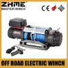 9500lbs resistente 12V 4X4 fuori dall'argano elettrico della strada con la corda sintetica