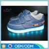 A qualidade superior da venda quente das sapatas do diodo emissor de luz ilumina acima sapatas ocasionais