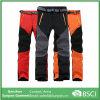 Lo sport esterno casuale rampicante dei pantaloni di inverno del panno morbido ansima i pantaloni