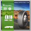 12.00r24 TBR/のトレーラーのタイヤの予算のタイヤの範囲Bis Inmetroが付いている安いトラックのタイヤ